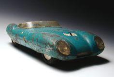 Vintage Toy Racing Cars  See more...