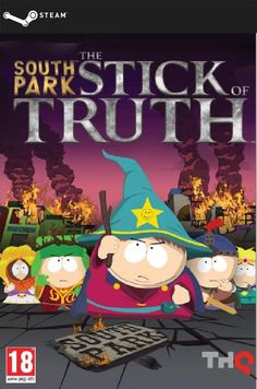 South Park™ The Stick of Truth™ (STEAM GIFT) DIGITAL 11,00€