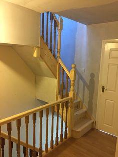 Ideas Bedroom Attic Loft Stairs For 2019 Attic Loft, Loft Room, Bedroom Loft, Attic Ladder, Attic Office, Closet Office, Attic Window, Bedroom Kids, Loft Ladders
