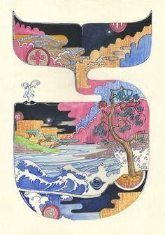 animal paintings watercolors Daniel Mackie 8