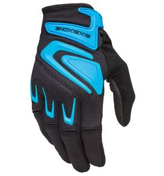 SixSixOne Rage Gloves for MTB, BMX (Pair)
