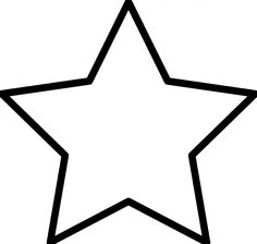 Star Template - FREE DOWNLOAD
