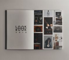 Lookbook 2013 by Jorgen Grotdal, via Behance