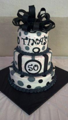 50th birthday cake Cakes Pinterest Cakes 50th birthday and