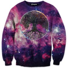 Getonfleek™ presents the Old Earth crewneck. Legend has said that the earth grew from an ancient oak tree floating in space. It took root in the stars and grew around the colorful and wondrous galaxy, feeding off the energy until it was strong enough to stand on its own. So it is said that we are born from the stars, and the stars born from earth. Every one of us has a piece of the universe inside of us, and now we have a chance to showcase what that means to us.