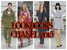 LOOKBOOK CHANEL VERANO 2015
