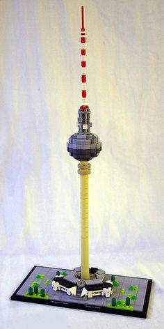Berliner Fernsehturm | Flickr - Photo Sharing!