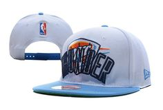 sneakers for cheap 218eb 0051c NBA Hats Oklahoma City Thunder Snapback Hats