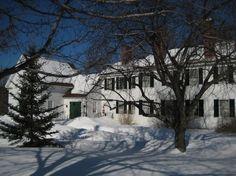 Pierce Manse, Concord: Home of President Franklin Pierce.