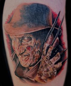 horror tattoos - Google Search