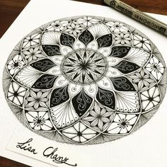 Flower of Life by Lisa Chang