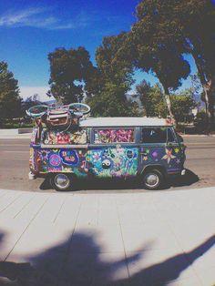 Combie Van