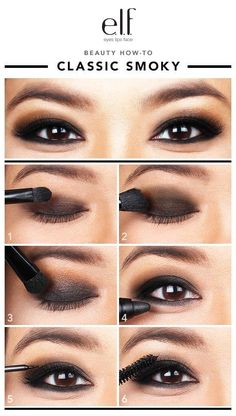 18 Eye Makeup Cheat Sheets If You Don't Know What You're Doing