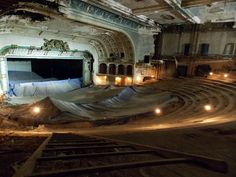 Philadelphia Metropolitan Opera House, which sits at 858 North Broad street, between Parrish and Poplar streets.