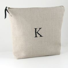 FREE SHIPPING - Personalized Linen Travel Lingerie Bag // Monogrammed Lingerie Bag // Linen Lingerie Bag // Travel Lingerie Bag by PersonalizedFinds on Etsy https://www.etsy.com/listing/228800194/free-shipping-personalized-linen-travel