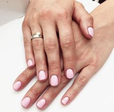 Jessica GELeration French manicure - want these to be my ...