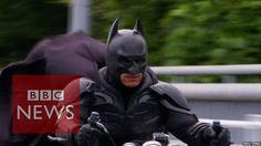 Meet #Japan's #Batman: #Chibatman a Real Life #DarkKnight [BBC News]