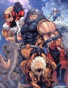Brotherhood of Evil Mutants Members | Images Featuring Brotherhood of Evil Mutants