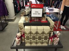 Gifts for Mom under $50 at Neiman Marcus! Great for the holidays!