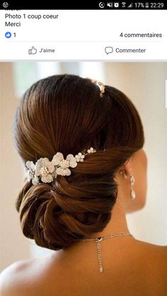 bridal hairstyles for long hair updo effortless elegant updo wedding hairstyles zwshunz Long hair for bride hairstyles fluffy effortless elegant fluffy wedding hairstyles zwshunz Wedding Hairstyles For Long Hair, Wedding Hair And Makeup, Wedding Updo, Bride Hairstyles, Hair Makeup, Bridal Updo, Bouffant Hairstyles, Elegant Hairstyles, Bridal Gown