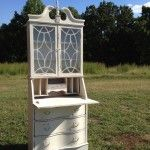 Farm Fresh Vintage Finds — Before and after Secretary