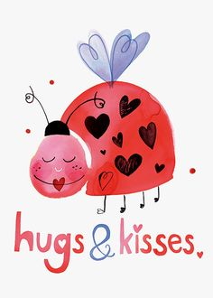 Art, illustration, hand lettering, design, murals and more. Hugs And Kisses Quotes, Hug Quotes, Birthday Clipart, Birthday Wishes, Happy Birthday, Abrazo Gif, Wedding Wishes Messages, Gifs Ideas, Scrapbook Paper Flowers