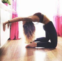 Camel pose | yoga poses | yoga inspiration #YoYoYoga-PosesandRoutines #YogaInspiration