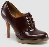 Dr Martens Ofira Shoe - like these too - mini version of my boots :)