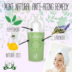 Do you know a wonderful thing about #Mint leaves?  They are useful as #antiaging elements, it's as if Nature gave it's blessing to store energy in us!   Mint leaves will perform a miracle to assist getting delightful skin. Mint is valuable as an anti-aging component and helps to stay away from early skin folding. Mint oil also is utilized as an ingredient in our hair products. Mint helps in quick hair growth and furthermore tackles the issue of dandruff.  Explore the #Spa Tresor collection