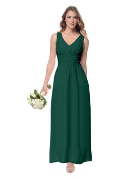 Shop Dove & Dahlia Bridesmaid Dress - Scarlett in Poly Chiffon at Weddington Way. Find the perfect made-to-order bridesmaid dresses for your bridal party in your favorite color, style and fabric at Weddington Way.
