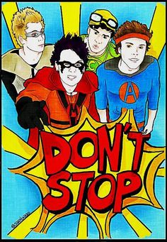 DONT STOP❤️