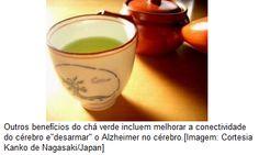 Descoberto como chá verde atua contra o câncer  Há muito tempo se conhecem os benefícios do chá verde, incluindo a proteção contra o câncer e até a destruição direta de tumores na pele.