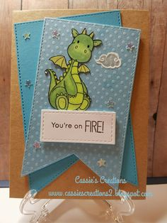 MFT Dragon cards I finally broke down & bought the My Favorite Things Magical Dragon stamp set. So Monday evening, I sat down & decided...
