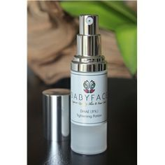 8% DMAE Tightening Serum with Matrixyl 3000. Tightens Skin, Tones, Reduces Pore Size, Gently Resurfaces.