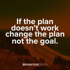 Motivational, Content, Goals, How To Plan