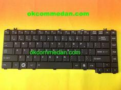 Harga Keyboard untuk Laptop  Toshiba L640 , tersedia warna hitam, garansi 1 bulan , berat 100gram
