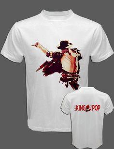 Michael Jackson T shirt  Michael jackson Shirt  by alinasikinshop, $13.99
