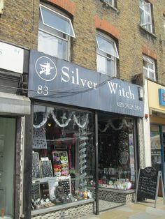 Silver Witch Waterloo London, England, Witch, Silver, Witches, English, Witch Makeup, British, Wicked