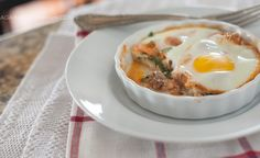italian bake, baked eggs, paleo whole30, breakfast, food, coconut milk, egg recip, grain paleo, bake egg