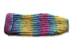 Small dog Jumper -dog sweater – in Pastel Rainbow shades