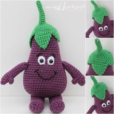 Read all about gratis haakpatroon haken-haak-lidl on yoors. Crochet Fruit, Crochet Food, Cute Crochet, Crochet For Kids, Crochet Baby, Lidl, Amigurumi Patterns, Crochet Patterns, Magic Crafts