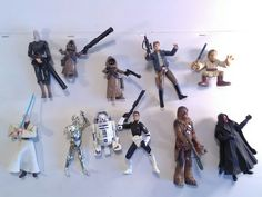 Star Wars Action figure lot of 10 | Toys & Hobbies, Action Figures, Other Action Figures | eBay!
