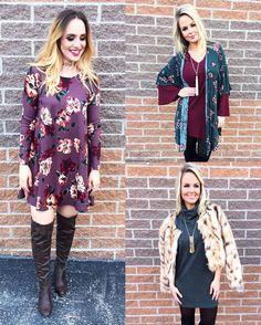 Celebrate Savings Sunday at Amelia's & take advantage of our Buy 2 Get 1 FREE dress deal! We've got a huge selection! Happy shopping! #shopamelias #savingssunday #dresses