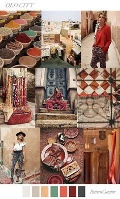 TRENDS | PATTERN CURATOR - OLD CITY . SS 2019