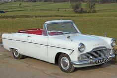 Ford Zodiac MK2 Convertible 1961