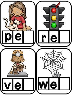 Word Work Activity Cards--CVC Words Isolating Ending Sounds--100+ Activity Cards