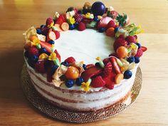 Processed with VSCO with preset Birthday Cake, Baking, Blog, Vsco, Mascarpone, Birthday Cakes, Bakken, Blogging, Backen