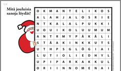 Word Search, Words, Horse