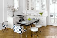 Small Elegant Apartment - Chic Small Spaces - House Beautiful