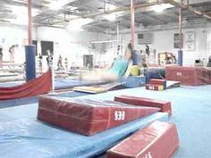 Quick Drills for Fixing Front Handspring Vaults | Swing Big! Gymnastics Blog